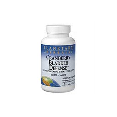 Planetary Herbals Cranberry Bladder Defense 880 mg Tabs