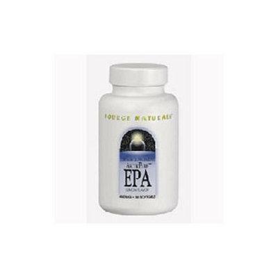 Source Naturals ArcticPure EPA Lemon - 500 mg - 60 Softgels