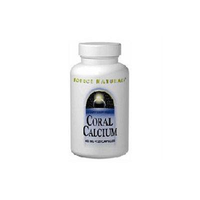 Source Naturals Coral Calcium - 600 mg - 120 Tablets