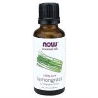 NOW Foods - Lemongrass Oil - 1 oz.
