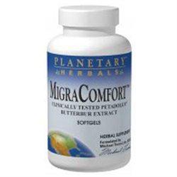Planetary Herbals MigraComfort - 60 Softgels