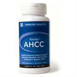 Quality Of Life Labs - Kinoko AHCC 250 mg. - 60 Capsules