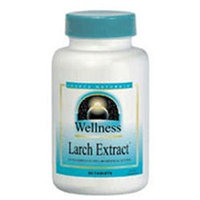 Source Naturals Wellness Larch Extract - 30 Tablets