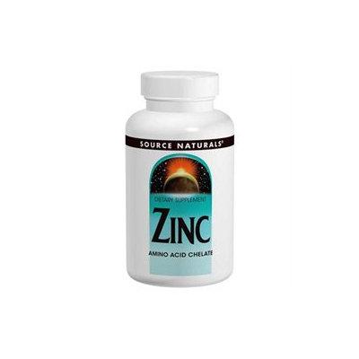 Source Naturals Zinc Chelate 50 mg Tabs