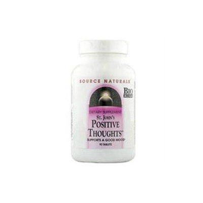 Source Naturals St John's Positive Thoughts - 45 Tablets