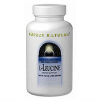 Source Naturals L-Leucine Energy Support - 3.53 oz