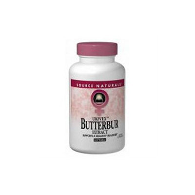 Source Naturals Urovex Butterbur Extract - 50 mg - 60 Softgels