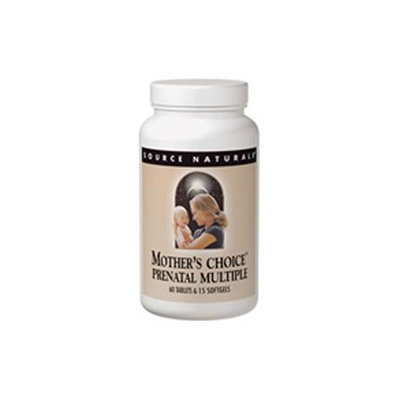 Source Naturals Mother's Choice with Iron