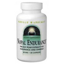 Source Naturals Nopal Endurance