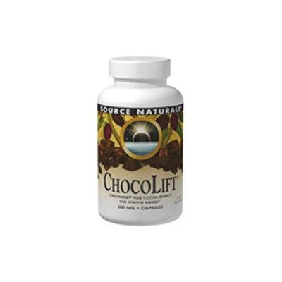 Source Naturals ChocoLift - 500 mg - 120 Capsules