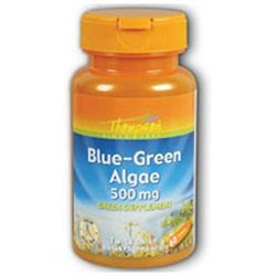 Blue Green Algae 500mg 60 tabs, Thompson Nutritional Products