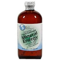 Mineral Energy Liquid 16 FL Oz by World Organics