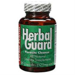 Yerba Prima Herbal Guard Parasite Purge
