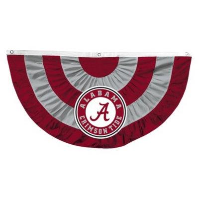 NCAA Alabama Crimson Tide Team Sports America Team Bunting