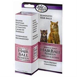 Four Paws Miracle Malt Hairball Remedy - 1.75 oz