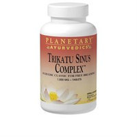 Planetary Herbals, Ayurvedics Trikatu Sinus Complex 1000 mg 120 Tablets