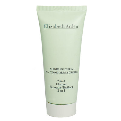 Elizabeth Arden 2 in 1 Cleanser for Normal/ Oily Skin