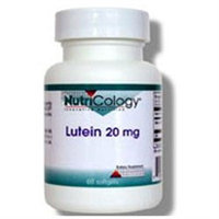 Allergy Research nutricology Lutein 20 mg 60 Softgels by Nutricology/ Allergy Research Group