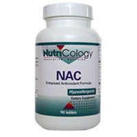 Allergy Research Group, Nutricology, Nac, 90 Tablets