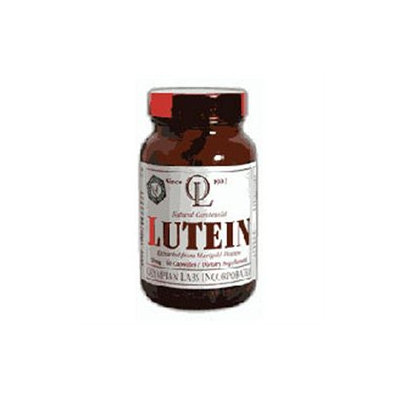 Olympian Labs Lutein - 20 mg - 60 Capsules