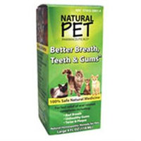 King Bio - Natural Pet Better Breath Teeth & Gums For Canines - 4 oz.