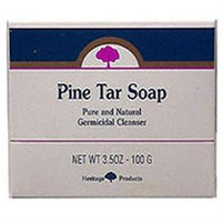 Heritage Products Pine Tar Soap - 3.5 oz