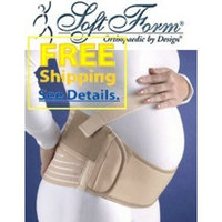 Soft Form Maternity Back Support Belt: Pregnancy Muscle Strain
