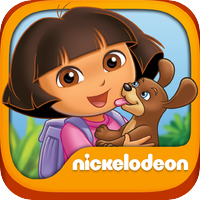 Nickelodeon Dora Appisode: Perrito's Big Surprise HD