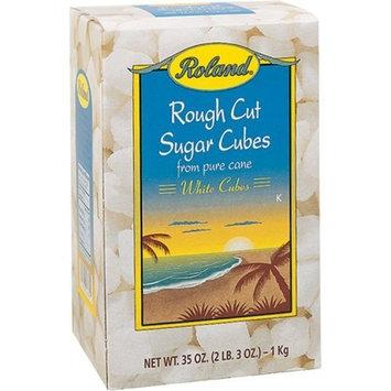 Roland Rough Cut White Sugar Cubes