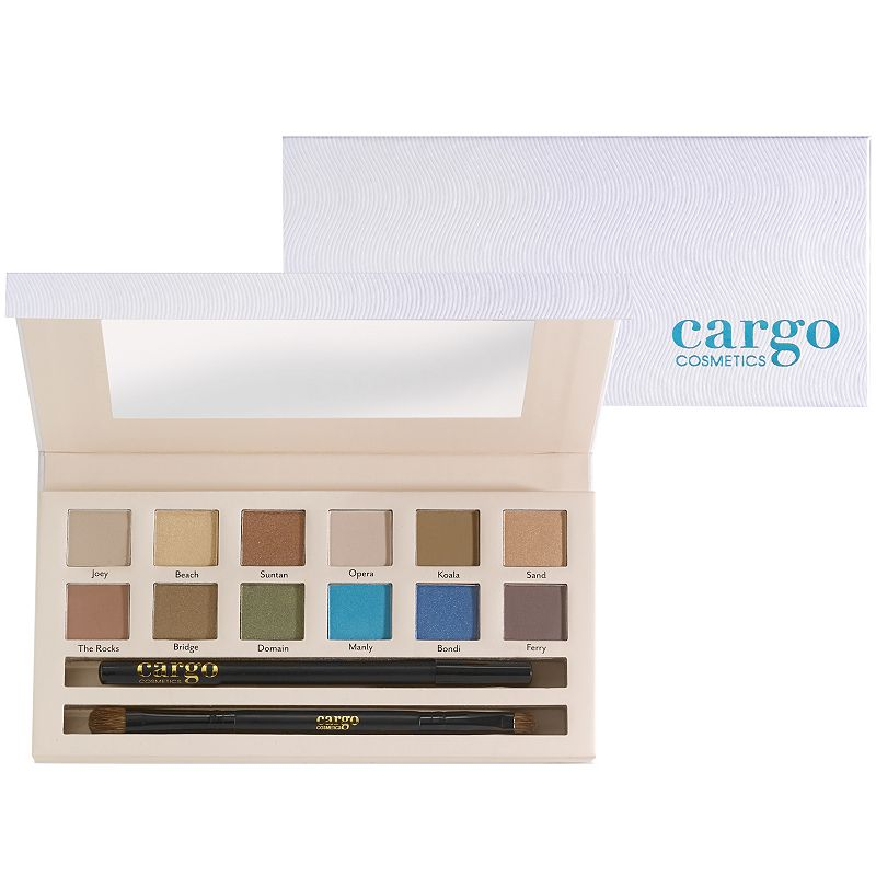 Cargo Land Down Under Eye Shadow Palette