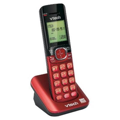 VTech Vtech DECT 6.0 Accessory Handset (CS6509-16) with Caller ID - Red