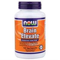 NOW Foods - Brain Elevate Vegetarian - 120 Vegetarian Capsules