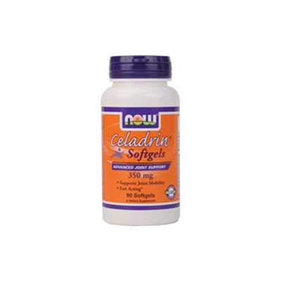 NOW Foods - Celadrin Advanced Joint Support 350 mg. - 90 Softgels