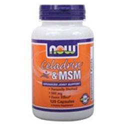 NOW Foods Celadrin & MSM Caps