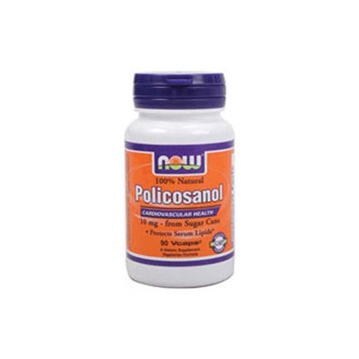 NOW Foods Policosanol 10 mg VCaps