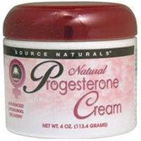 Source Naturals Progesterone Cream Tube - 4 fl oz