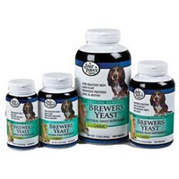 Four Paws Brewers Yeast with Garlic Tablets