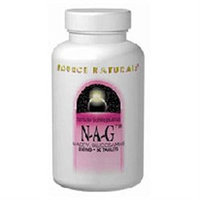 Source Naturals N-A-G - 250 mg - 30 Tablets