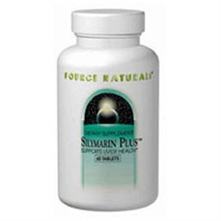 Source Naturals Silymarin Plus, 30 Tablets (pack Of 2)