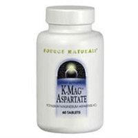 Source Naturals K-Mag Aspartate - 120 Tablets