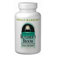 Source Naturals Butcher's Broom - 500 mg - 250 Tablets
