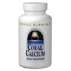 Source Naturals Coral Calcium - 8 Ounces Powder - Calcium