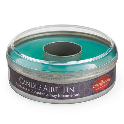 Candle Warmers Etc. Aire Ocean Tide Wax Melt Tin, Blue