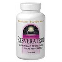 Source Naturals Resveratrol 200 - 200 mg - 30 Vegetarian Capsules