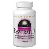 Source Naturals Inc. Source Naturals Resveratrol 100 - 100 mg - 240 Tablets