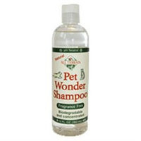 All Terrain Pet Wonder Wash Shampoo Fragrance Free - 12 fl oz