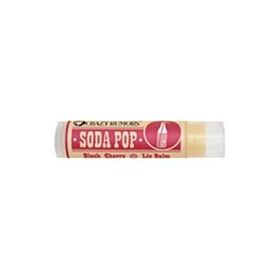 Crazy Rumors Soda Pop Lip Balm Black Cherry .15 oz