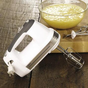 CHEFS 5-Speed Hand Mixer - White