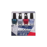 Texas Collection By OPI Lil Shooters
