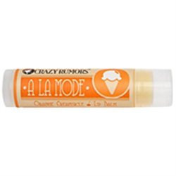 Crazy Rumors Orange Creamsicle Lip Balm .15 oz